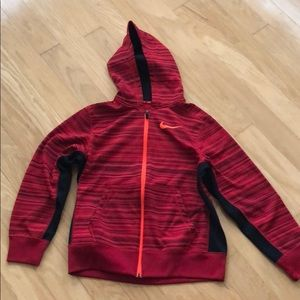 Boys Nike Therma Fit Hooded Jacket
